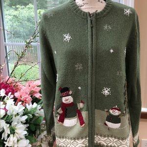 Croft & Borrow Christmas Sweater